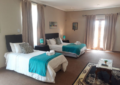 The Guest House in Standerton Double Room